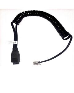 Service Cable RJ12 for 3G RFID LCU & E-cylinder